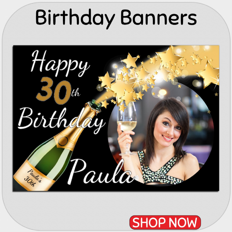 Birthday Banners